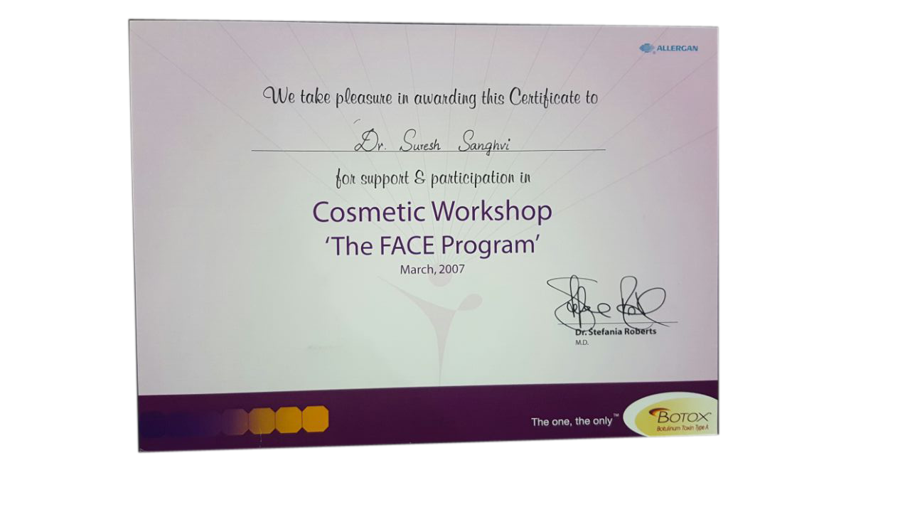 The face programme