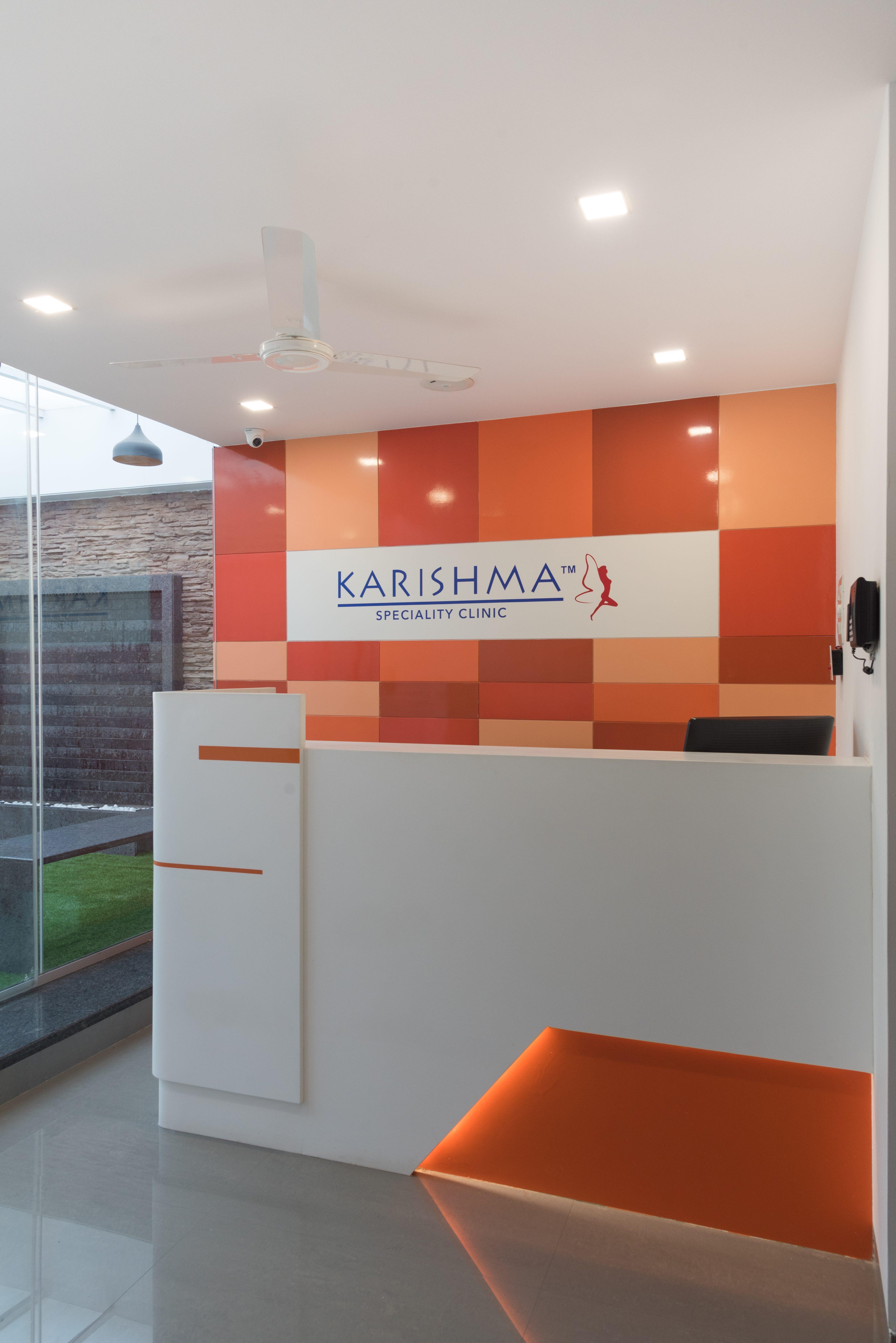 Karishma Speciality Clinic Reception