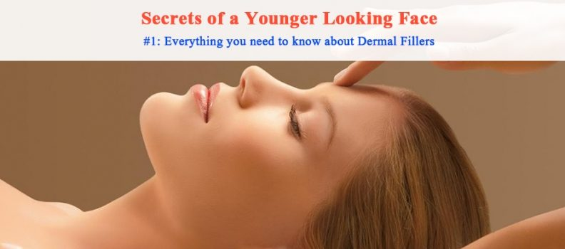 Secrets of a Younger Looking Face #1: Everything you need to know about Dermal Fillers