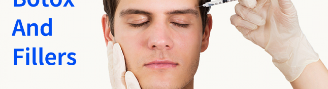 Botox And Fillers Anti Aging Treatments For Men Look More